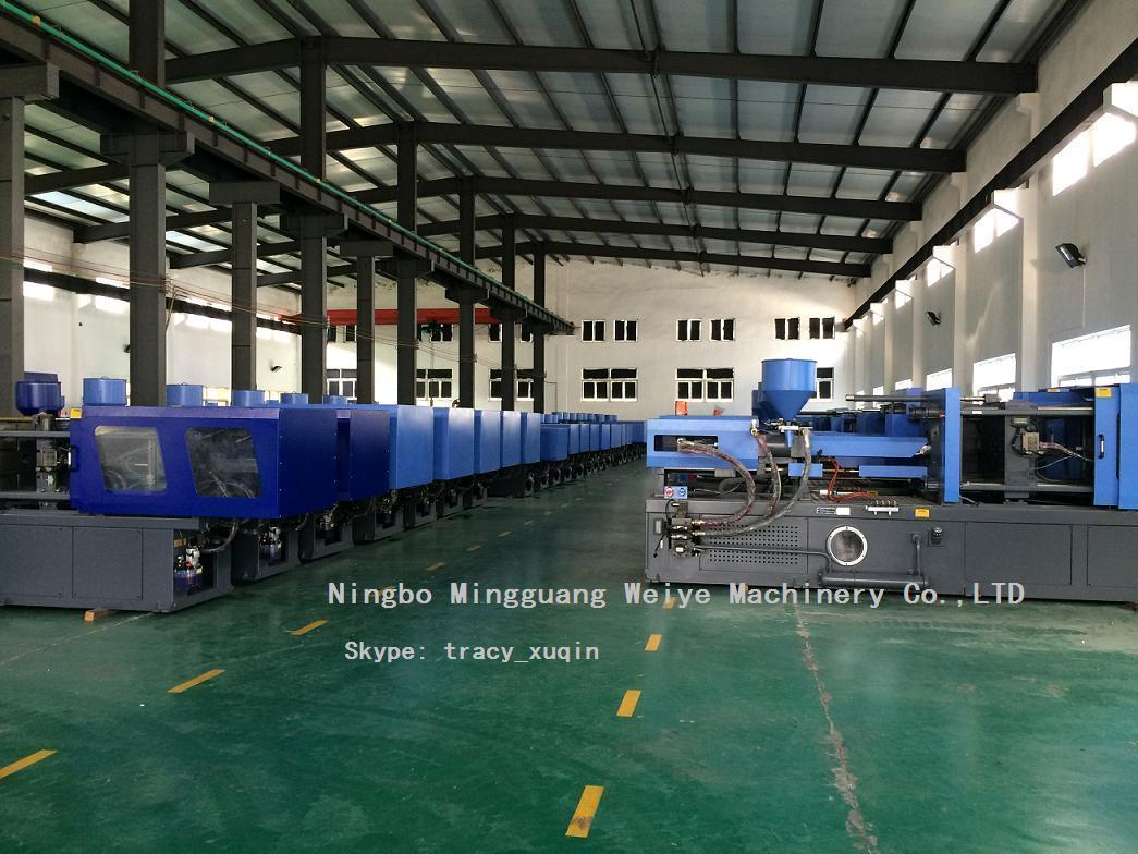 Servo System Injection Molding Machine