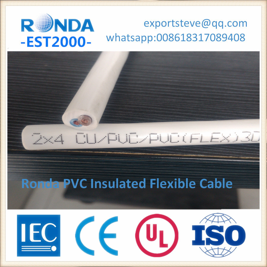 Copper Core PVC Insulated Cable pictures & photos