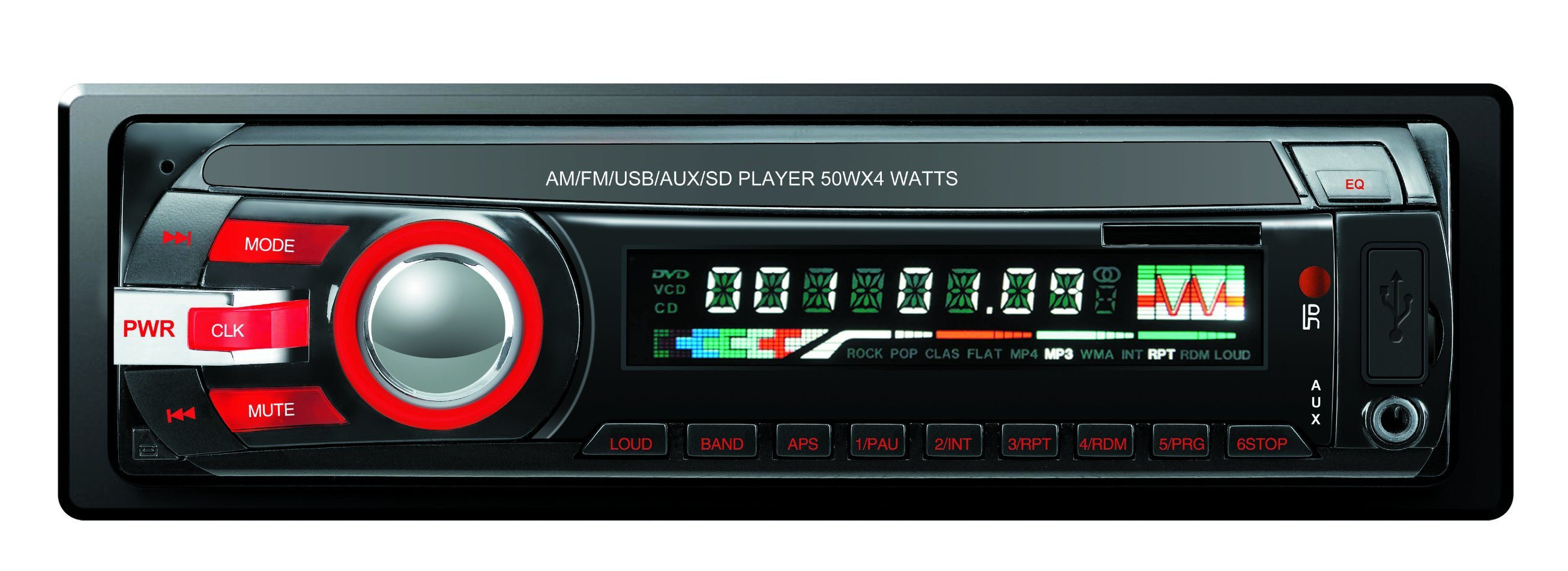Newest Auto Car CD/DVD Player 1 DIN MP3