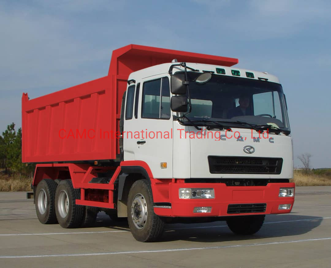 CAMC 6X4 dump truck pictures & photos