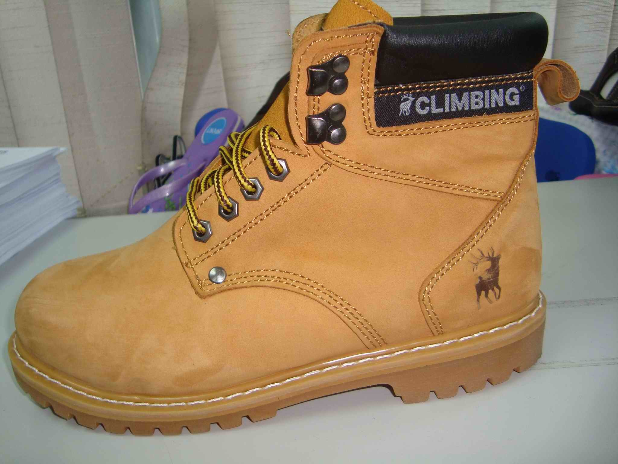 Safety Boots ASTM F2413-05