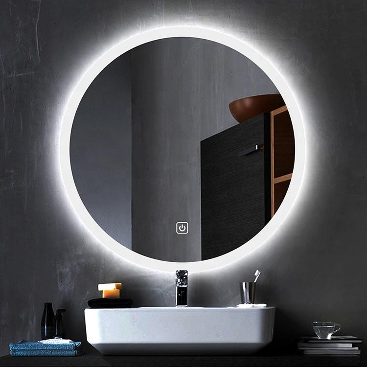 China Smart Backlit Mirror Bathroom, Mirror For Bathroom