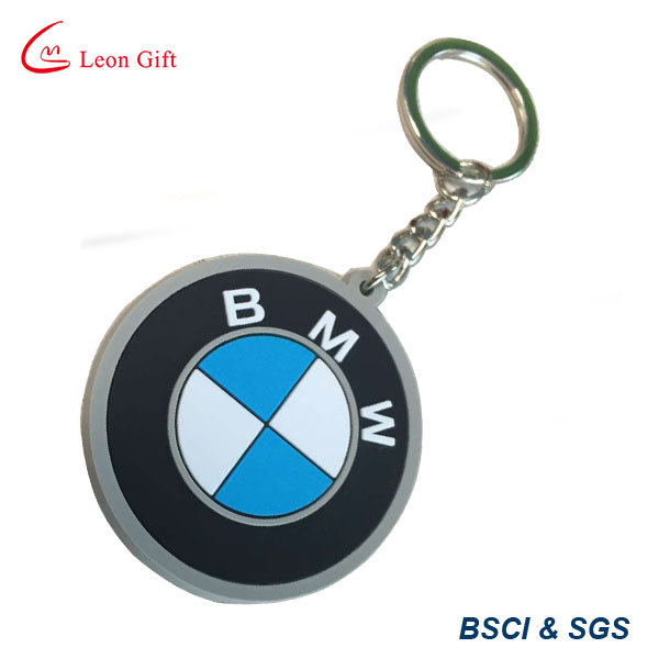 Customized Wholesale Car PVC Keychain pictures & photos