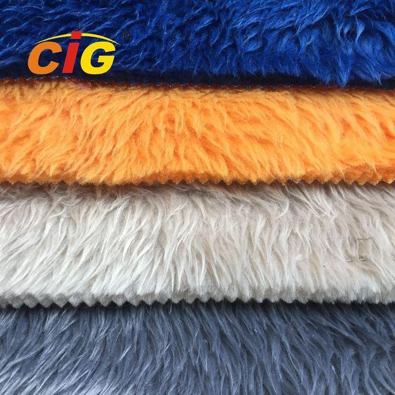 Wondrous China 155Cm Width 500G M 100 Polyester Faux Fur Fabric For Inzonedesignstudio Interior Chair Design Inzonedesignstudiocom