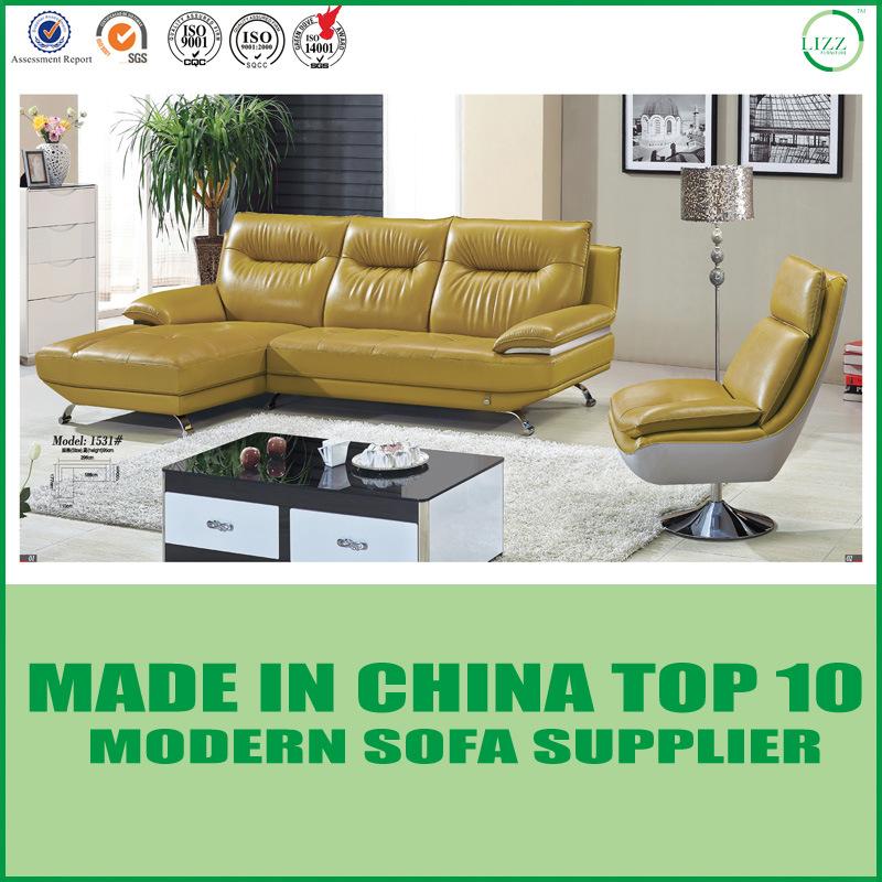 [Hot Item] Modern Sofa Leather Office Sofa Furniture