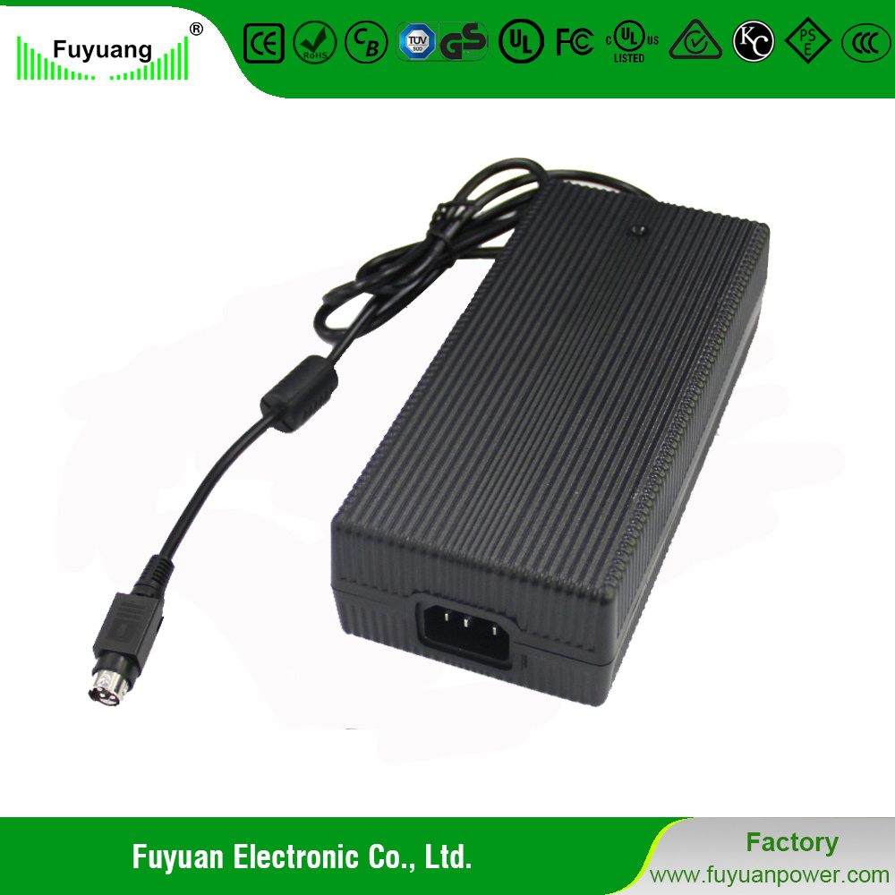 China 4 Pin Din 24v 8a Ac Dc Power Adapter For Lcd Monitor