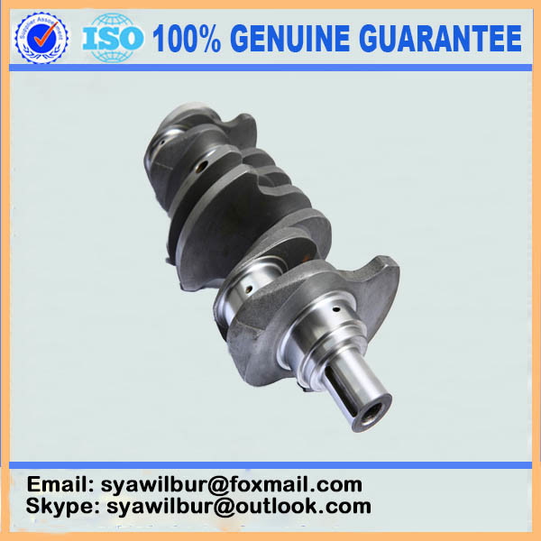 Hot Item High Quality Auto Spare Parts Crankshaft For Isuzu Engine 4ba1 4bc2 4FC1 4jb1t 4be1 4bd1 G161 6bb1 6bg1 6bd1t 4jj1 4bb1a C240 4jg2 4da1