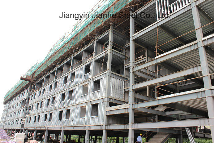Steel Structure for Steel Workshop/Factory Warehouse