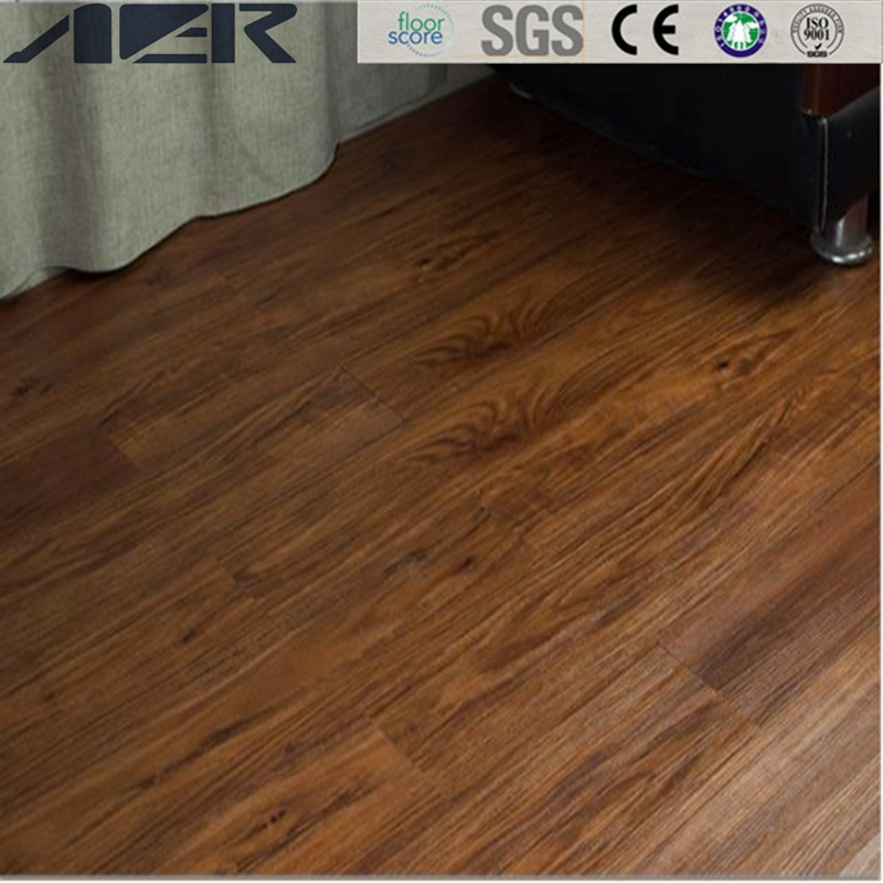 China Luxury Pvc Vinyl Plank Flooring Tiles With Wood Design China