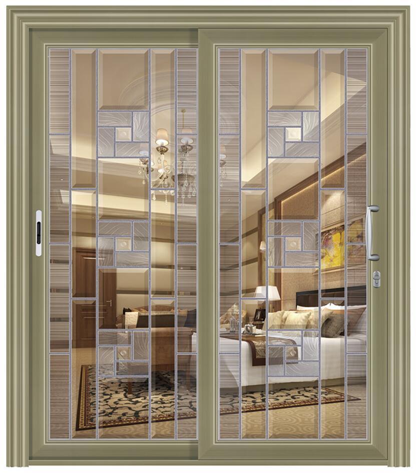 China Directly Factory Aluminium Sliding Doors Design With