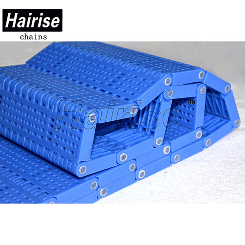 Modular Plastic Spiral Conveyor Flush Grid Belts (Har7800FG) pictures & photos