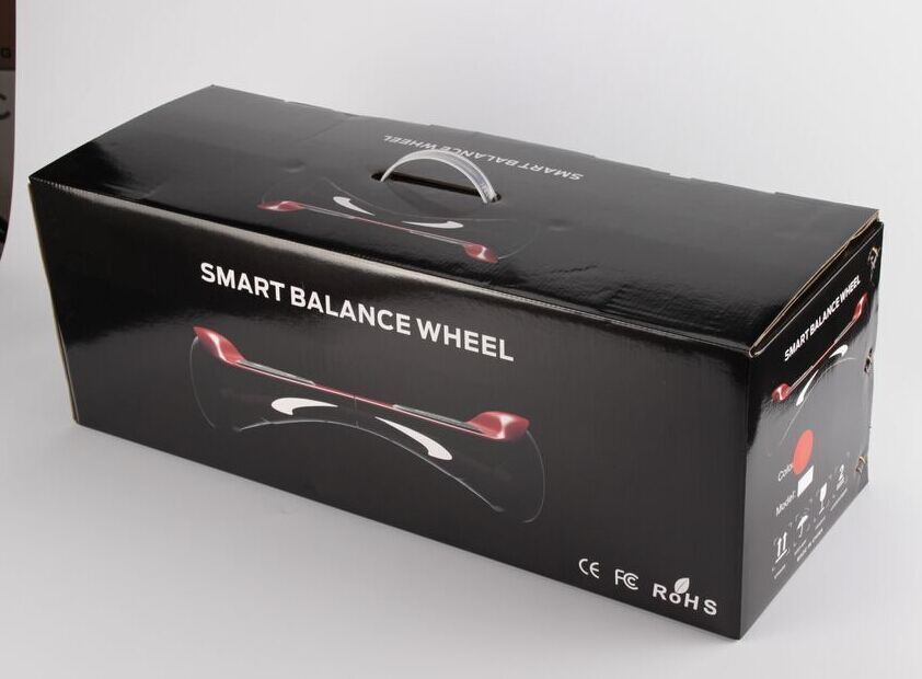 Samsung Lithium Battery Two Wheel Electric Self Balancing Scooter with UL Certificate