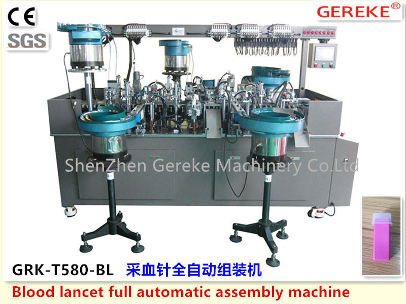 Blood Lancet Automatic Assembly Machine with CE Certificate