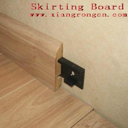 China Skirting Boardbaseboard For Laminate Floor Moulding China