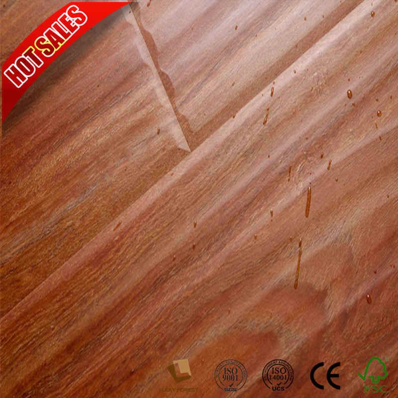 China Oak Wood Herringbone Laminate Flooring Low Price Photos