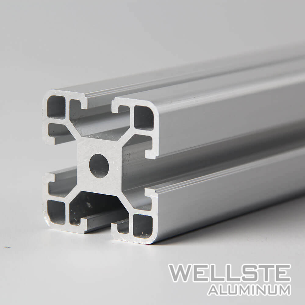 China Aluminum Extrusion T-Slot Profile 3535 for Assembly Framing ...