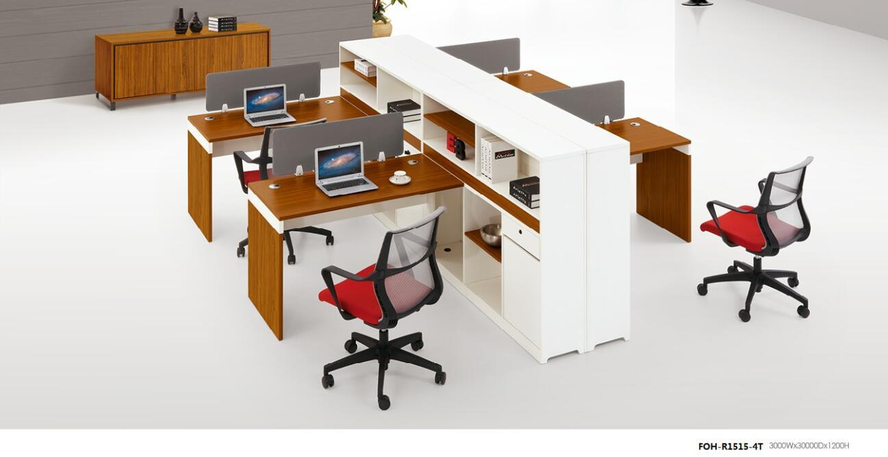 China Modern Modular Office Furniture Workstation Wiring System What Is A