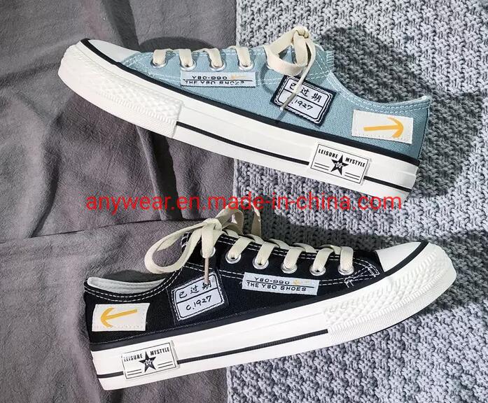 China Fashion Shoes Canvas Shoes Sports