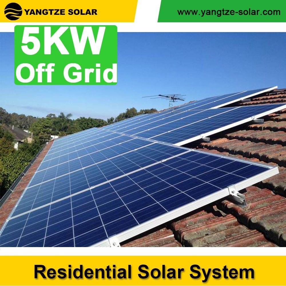 China Yangtze Solar 5kw Off Grid Pv System With Panel Bypass Schematic