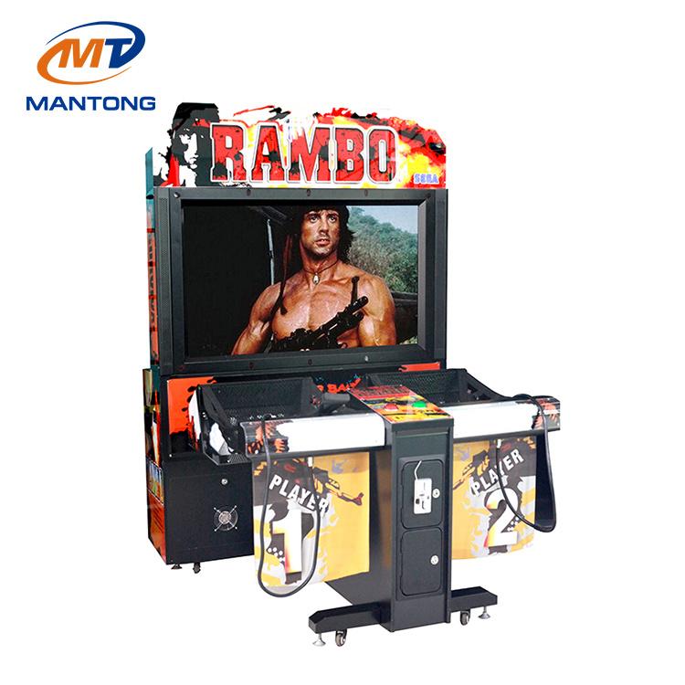 [Hot Item] Rambo Indoor Equipment Game Machine
