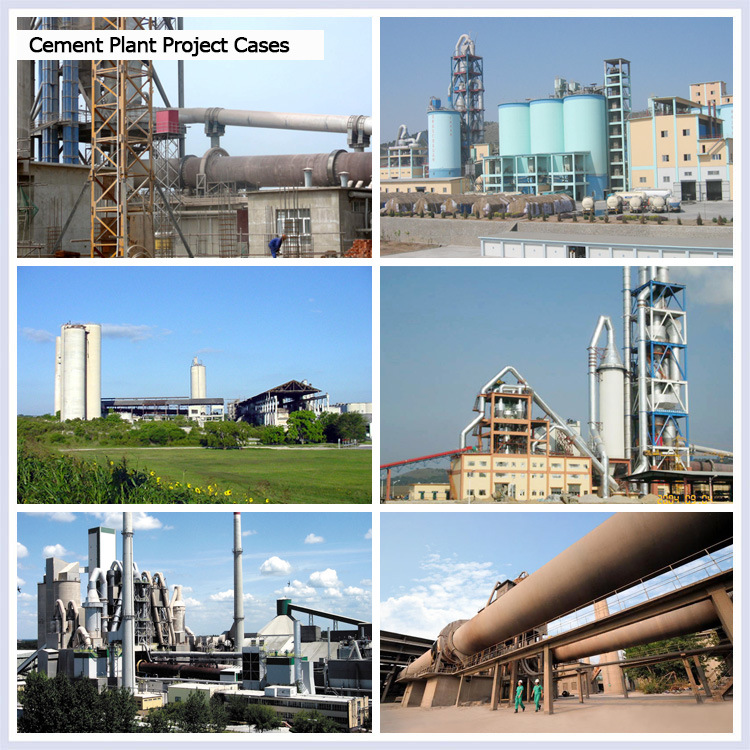 China Supply Cement Production Line Process Flow Chart And Machine