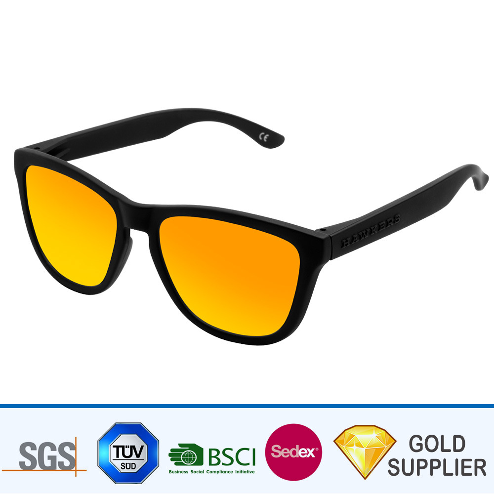 High Quality Custom Logo Promotional Fashionable Private Label Luxury Sports Brand Polarized Sungles For Women
