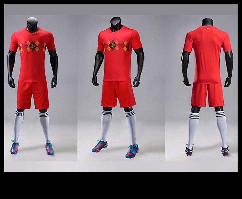 00f8d77ed7a China 2018 World Cup Cheap Football Uniforms Shirt Marker Soccer ...