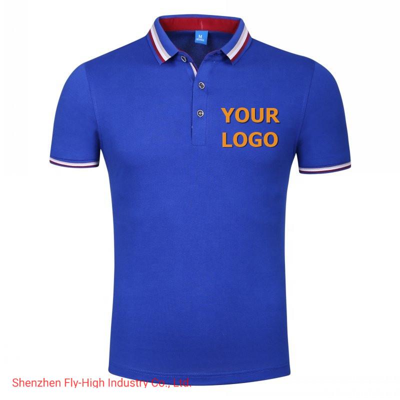 China Best Quality Polo Shirts Custom Brand Embroidery Logo ...