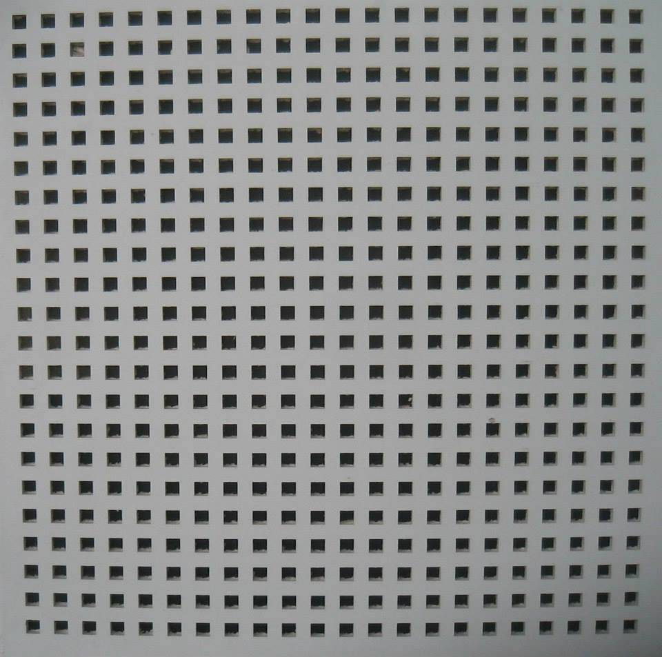 Perforated Acoustic Ceiling Board Theteenline
