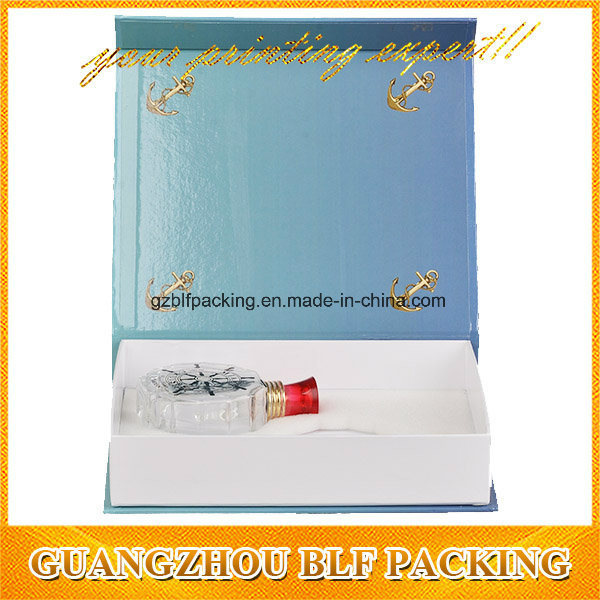 Magnetic Perfume Bottle Display Paper Box