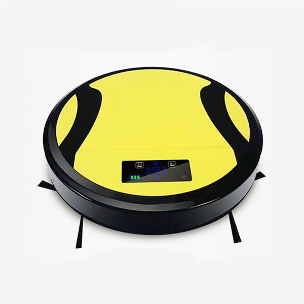 The Thinnest Robot Vacuum Cleaner