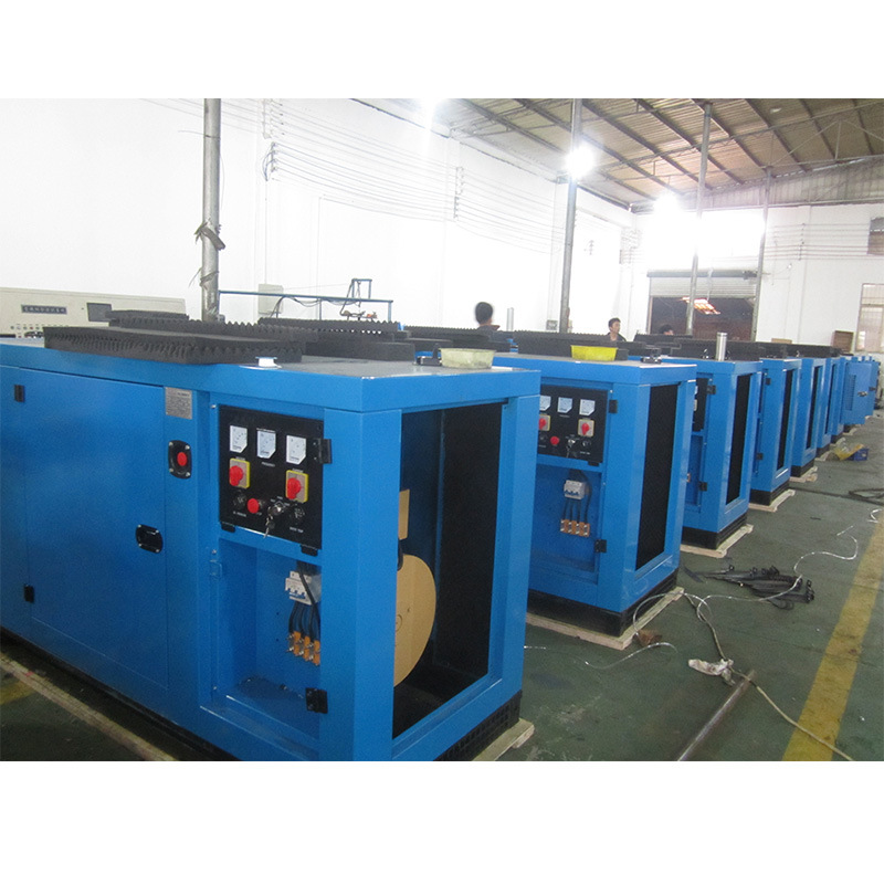 100kw Open Type Diesel Power Generator pictures & photos