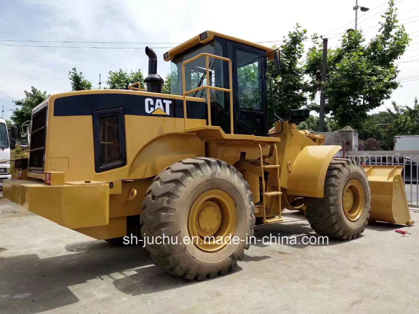 Used Cat 966g Wheel Loader /Caterpillar Loader 950g 950e 966h Loader