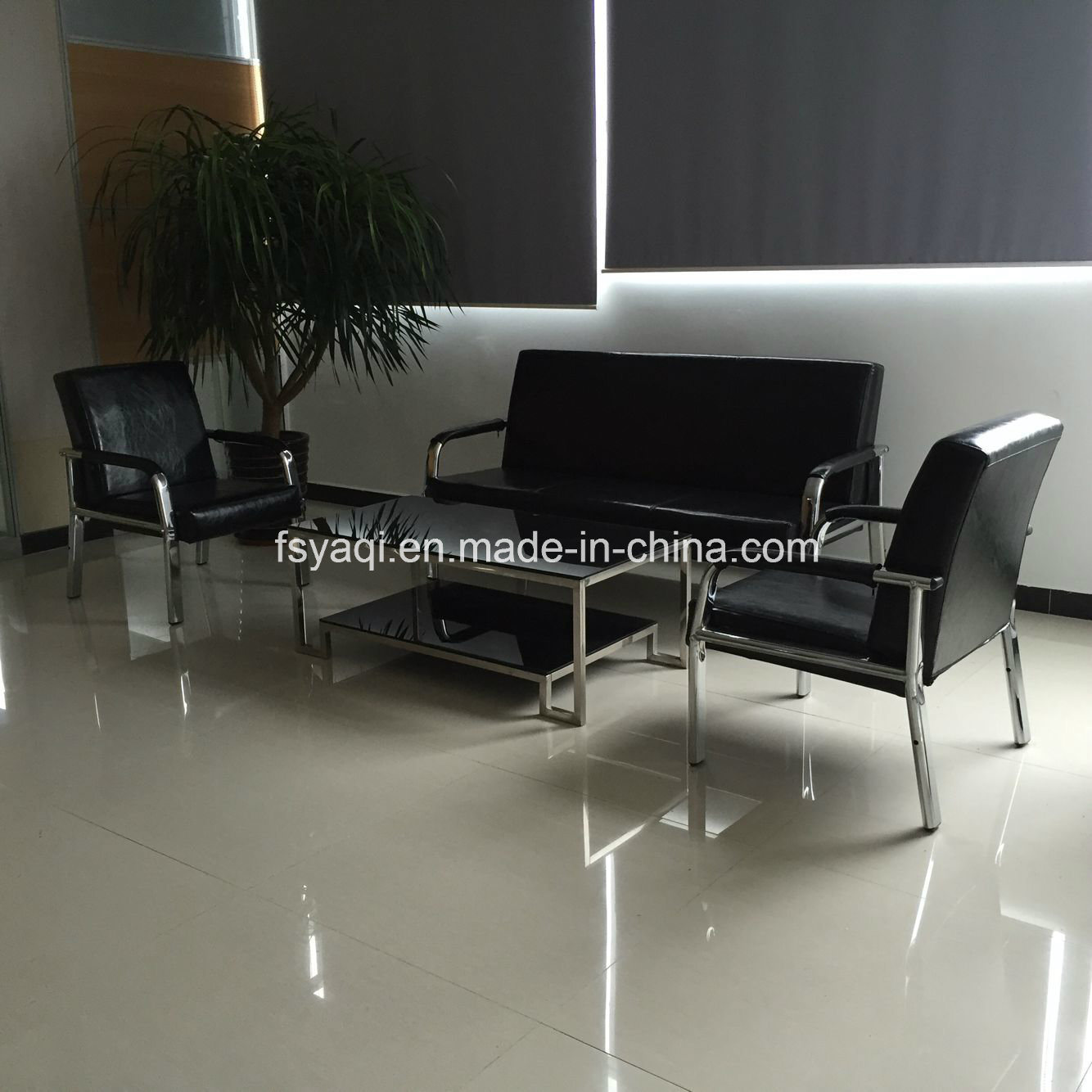 Sectional Modern Office Sofa Set