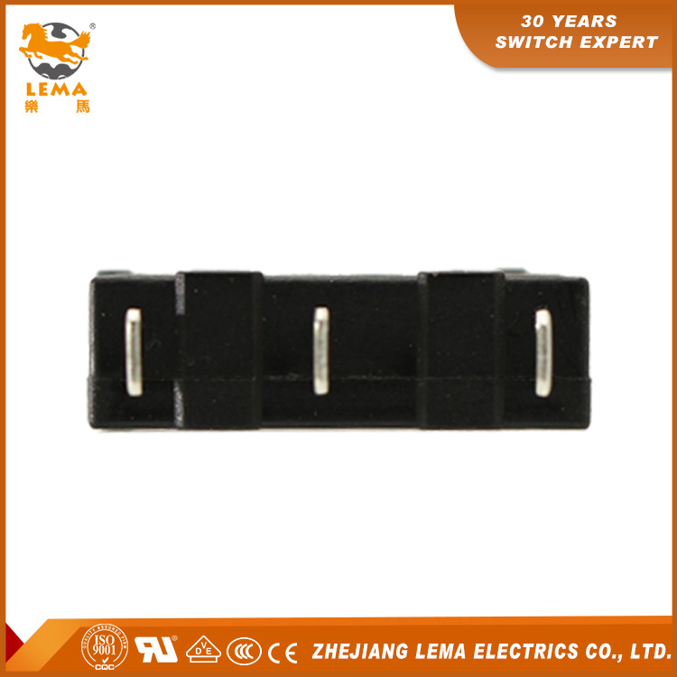 Lema Black Kw12-56 5A Miniature Micro Switch