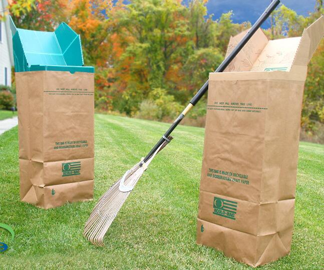 China Waste Paper Bag Compole Kitchen Food