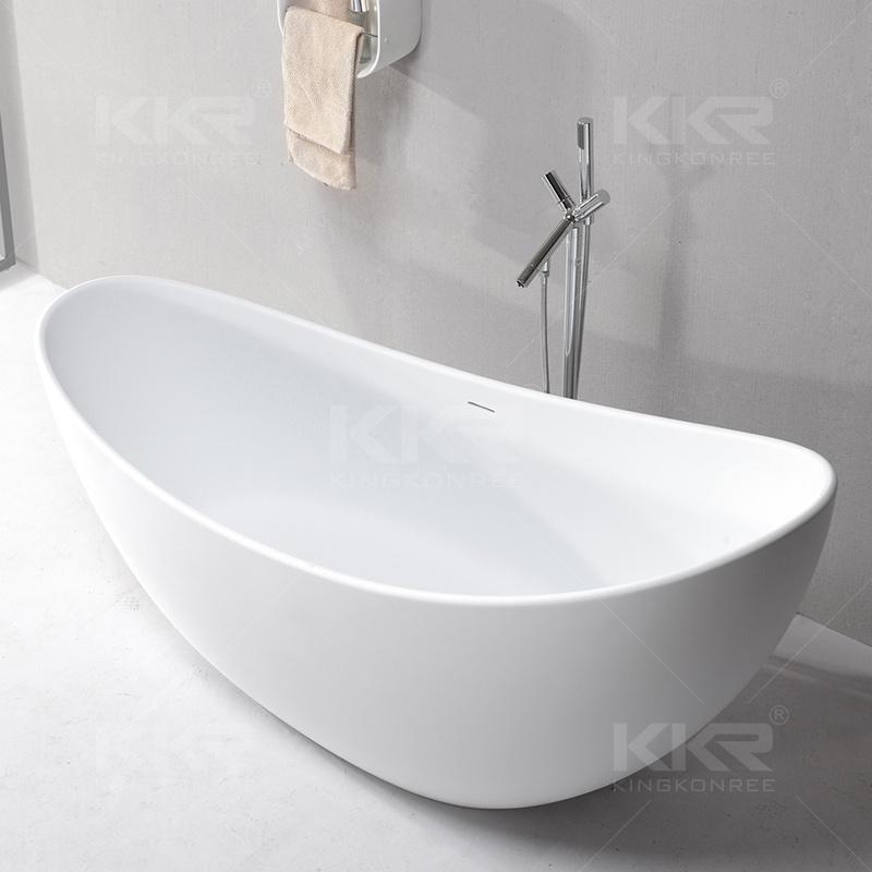 China 52inch Oval Shaped Bathroom Freestanding Bathtub Photos