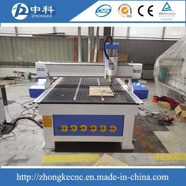 Zk 1325 Model Vacuum Table 3D CNC Router pictures & photos
