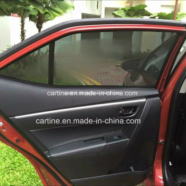 Custom Fit Shade Car Mesh Sunshade for Toyota Wish