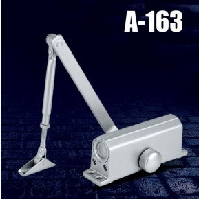 China Door Closer With Back Check Function A 163 China Door Closing Device Hydraulic Door Closer