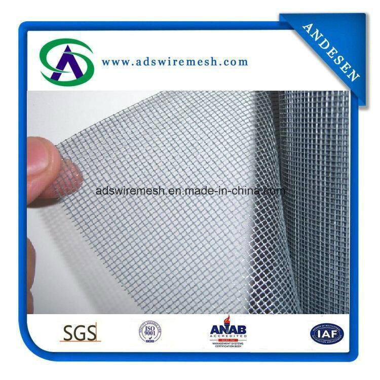 14X14 Mesh Plain Weave Fiberglass Window Screen