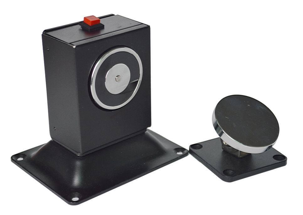 China 110 Lbs Smokeproof Floor Mount Electromagnetic Door Holder/ Door  Stopper/Door Stop/ Door Catch/Magnetic Door Holder  Js 35   China Door  Holder, ...