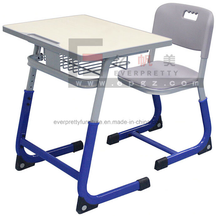 China Customized Modern Classroom Student Desk Chairs Chair Furniture