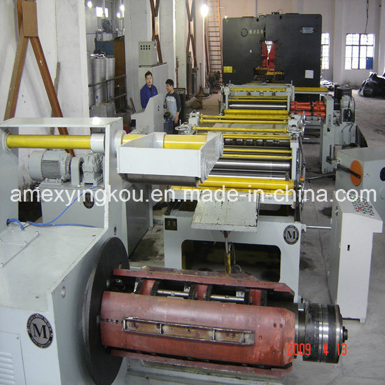 Uncoiling and Flattening Line for Amex Steel Drum Line Machinery 210L or Automatic Drum Making Line Steel Drum Equipment