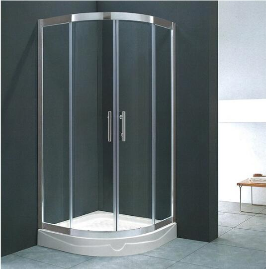 China Cheap Price High Quality 8mm Tempered Glass Shower Screens