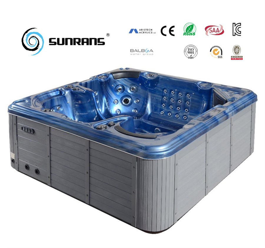 Balboa Hot Tub >> China 2016 New Design Balboa Control Acrylic Whirlpool Massage