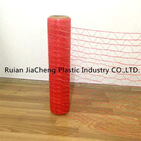 Pallet Net Wrap-Red