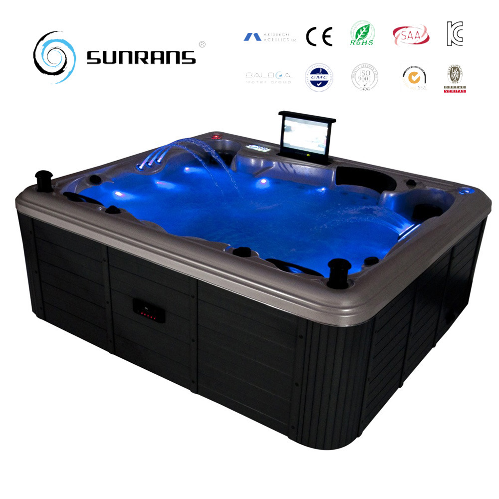 China Outside Stainless Steel Dealers Walk in Hot Tubs with ...