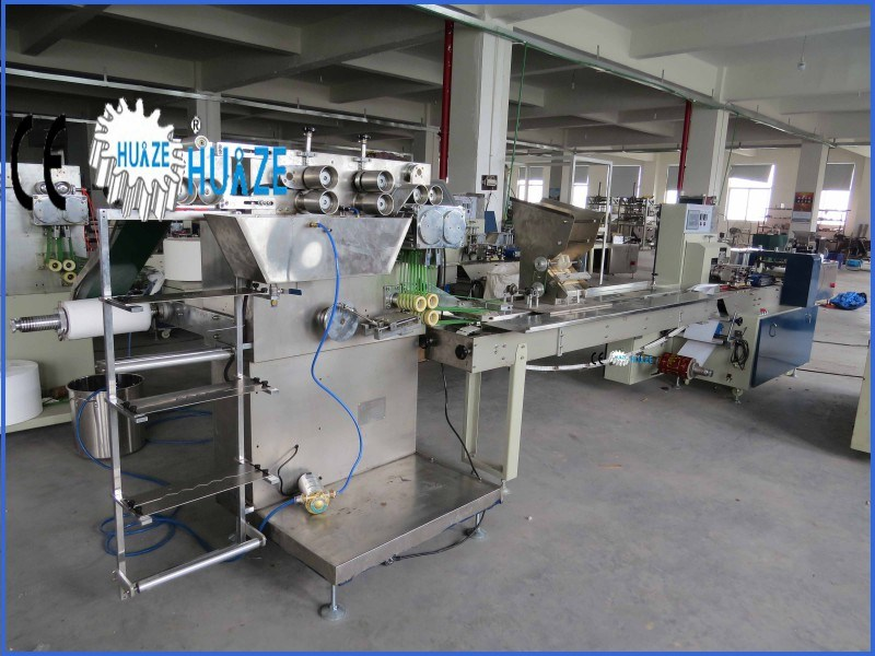 Fully Automatic Wet Tissue Packing Machine pictures & photos