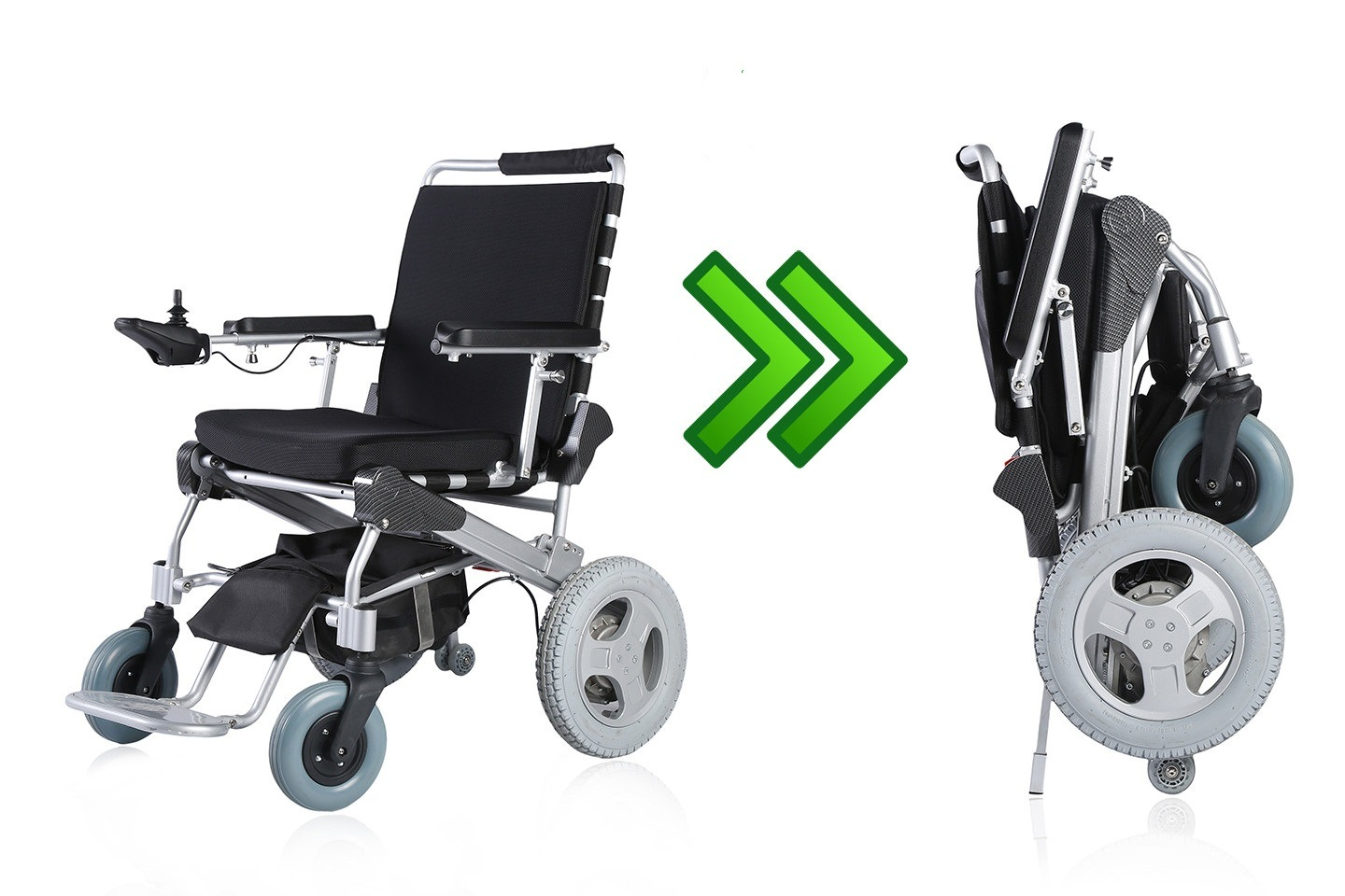 China E-Throne Electric Foldable Power Chair Ce Approved for The ...